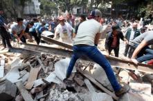 Mexico: Động đất 7,1 độ richter, hơn 90 người thiệt mạng