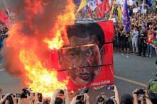 Philippines: Hàng ngàn người biểu tình chống Tổng thống Duterte