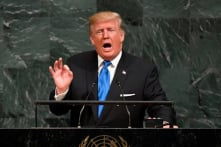Tổng thống Trump phát biểu trước Liên Hiệp Quốc (video)