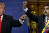 Trump - Maduro