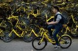 Loạn rác xe đạp, Bắc Kinh cấm công ty cho thuê xe nhập xe mới