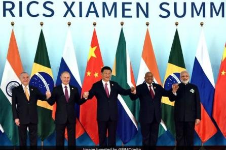 """BRICS và """"Một vành đai, một con đường"""": Trung Quốc sẽ chọn 1 trong 2?"""
