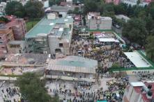 Động đất tại Mexico: Ít nhất 223 người chết, gồm nhiều trẻ em