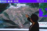 Bắc Hàn: Động đất gần khu thử bom hạt nhân