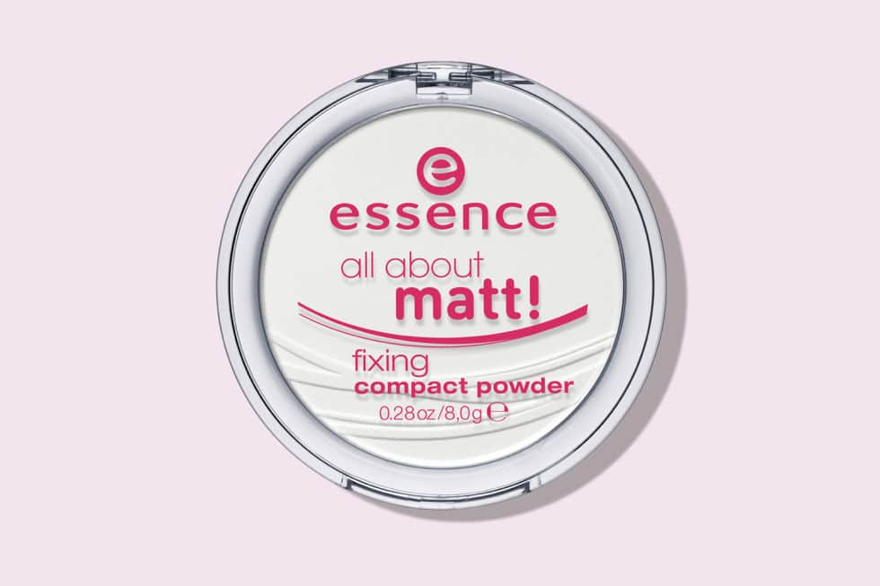 """I am surprised [by] how much I like this powder. I shy away from most powders because they emphasize my fine lines and little wrinkles. … This actually seems to set my foundation and concealer without giving me that tired, dull, wrinkled look that most powders do. … This is a beautiful powder on my skin."" —C. WallaceEssence All About Matt! Fixing Compact Powder, BUY IT: amazon.com."