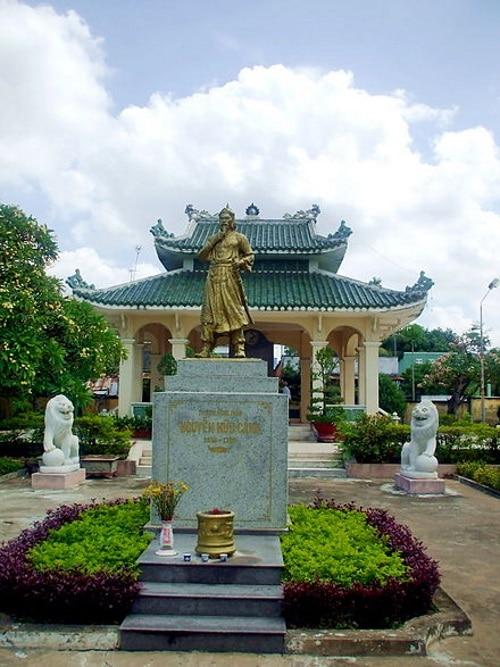 chúa Nguyễn mở rộng lãnh thổ