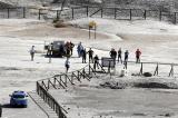 Bi kịch gia đình 3 người Ý rơi vào miệng núi lửa