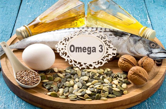 Kết quả hình ảnh cho chất dinh dưỡng vitamin Axit béo Omega-3