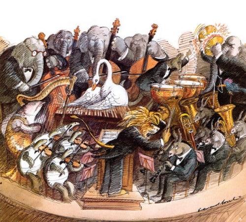 Lễ hội muông thú - Khi trò đùa âm nhạc trở thành di sản nổi tiếng