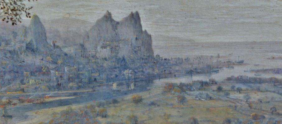 """Pieter Bruegel và sự ngược đời trong bức """"Chim ác là trên giá treo cổ"""""""