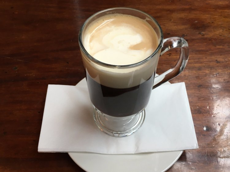 Irish Coffee — Ireland