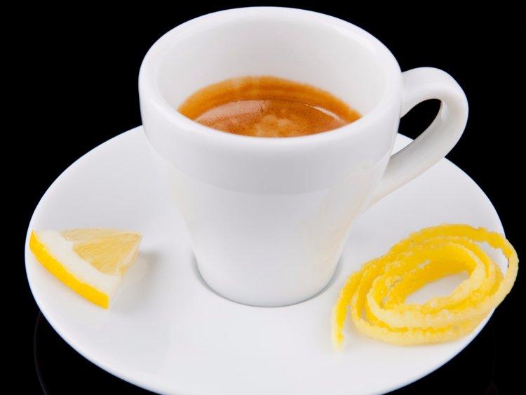 Espresso Romano — Italy