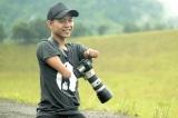 Nhiếp ảnh gia không chân không tay làm nên những bộ ảnh truyền cảm hứng