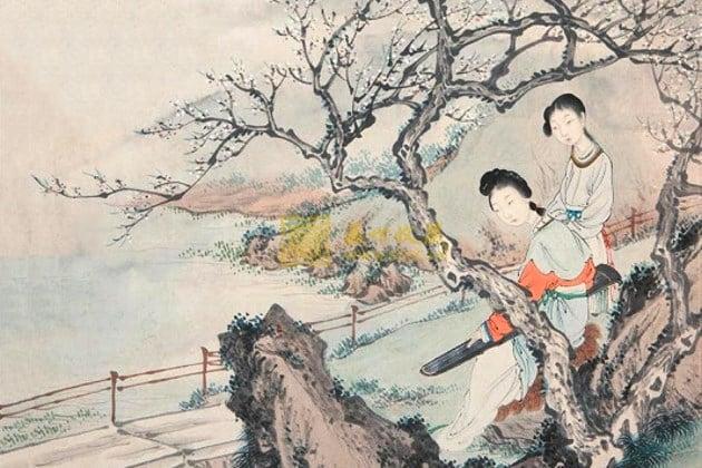 10 nhạc khúc nổi tiếng Trung Hoa cổ đại - Kỳ X: Dương Xuân Bạch Tuyết