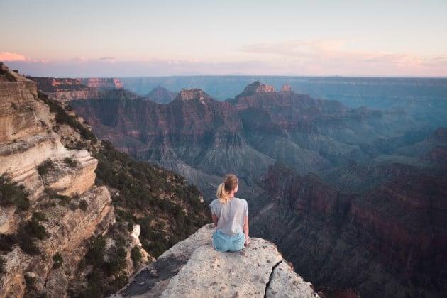 Người càng trưởng thành thì tâm tính càng ôn hòa và tĩnh lặng