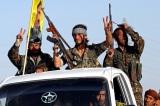 Dan quan Syria danh bai IS tai Raqqa