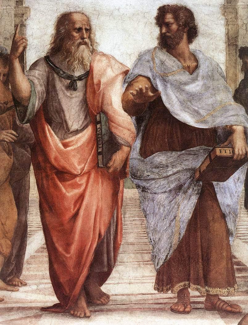 Raphael và tỉ lệ vàng trong hội họa Phục Hưng