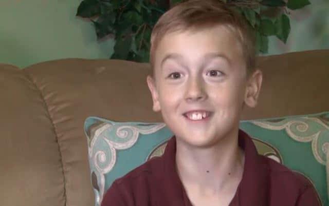 Cậu bé 9 tuổi tặng 3 USD tiền tiết kiệm cho tổng thống Donald Trump