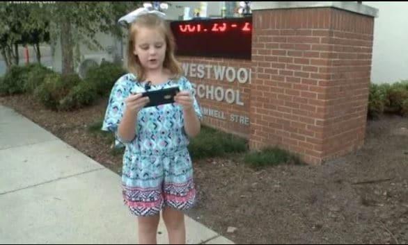 Cô bé 7 tuổi viết thư gửi tổng thống Mỹ