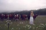 Cô gái Thụy Điển với giọng hát kỳ diệu có thể gọi đàn bò từ xa quay về