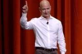 Nhà sáng lập Amazon Jeff Bezos sẽ từ chức CEO vào ngày 5/7
