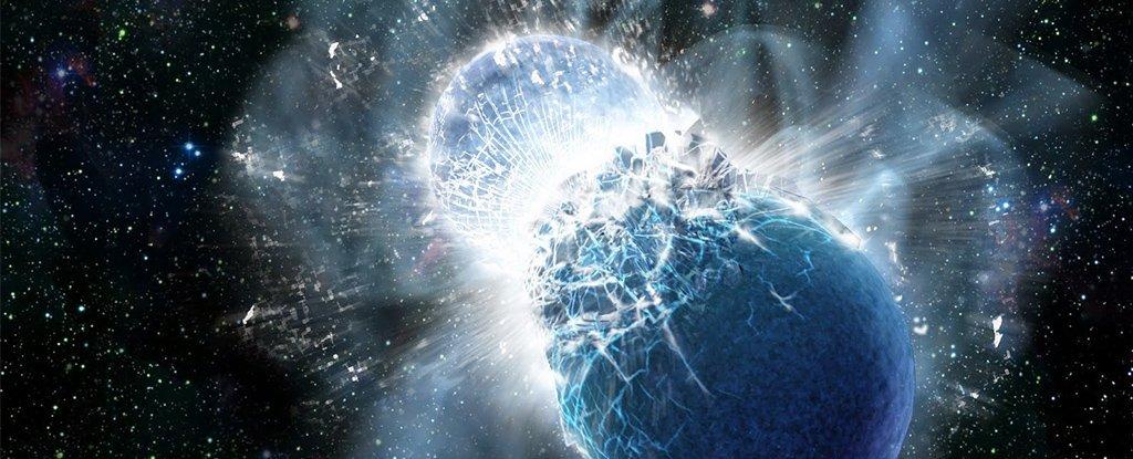 sóng hấp dẫn nổ ngàn sao kilonova
