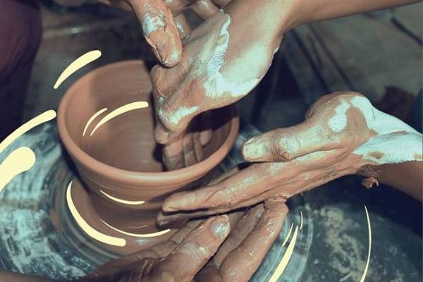 Hà Nội: Workshop làm gốm thủ công và trang trí gốm