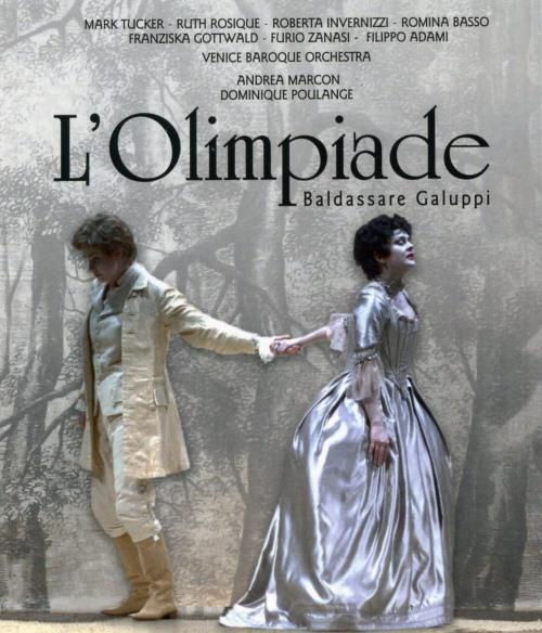 Vở opera L'Olimpiade - Thế vận hội: Tình bạn, tình yêu và sự thủy chung