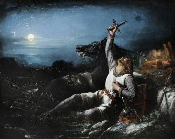 Quy tắc kỵ sĩ mà các hiệp sĩ thời Trung Cổ phải tuân theo