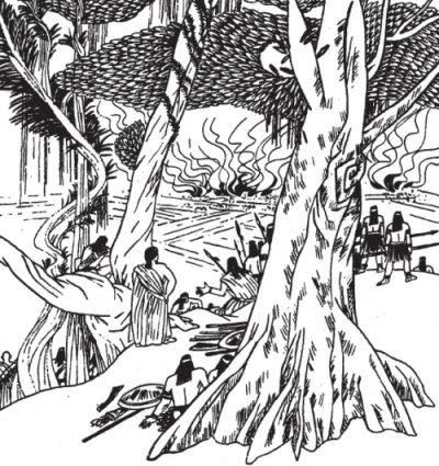 Nước Vạn Xuân - P2: Cuộc chiến chống quân Lương