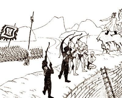 Đinh Bộ Lĩnh được xem là vị tướng có tài cầm quân bách chiến bách thắng