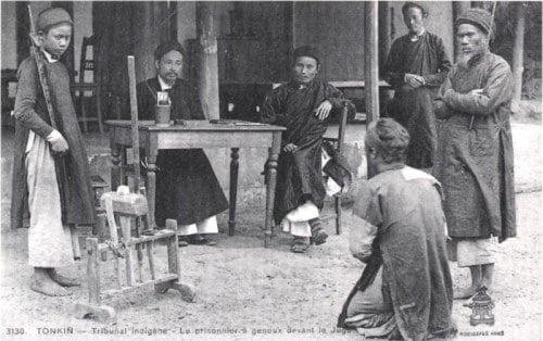 Vì sao thời cổ, nơi làm việc của quan lại được gọi là 'nha môn'?