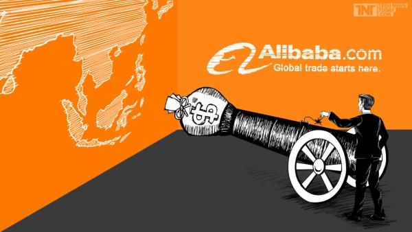 Alibaba và thị trường châu Á.