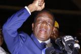 Người kế nhiệm Mugabe về nước, hứa hẹn 'nền dân chủ mới'