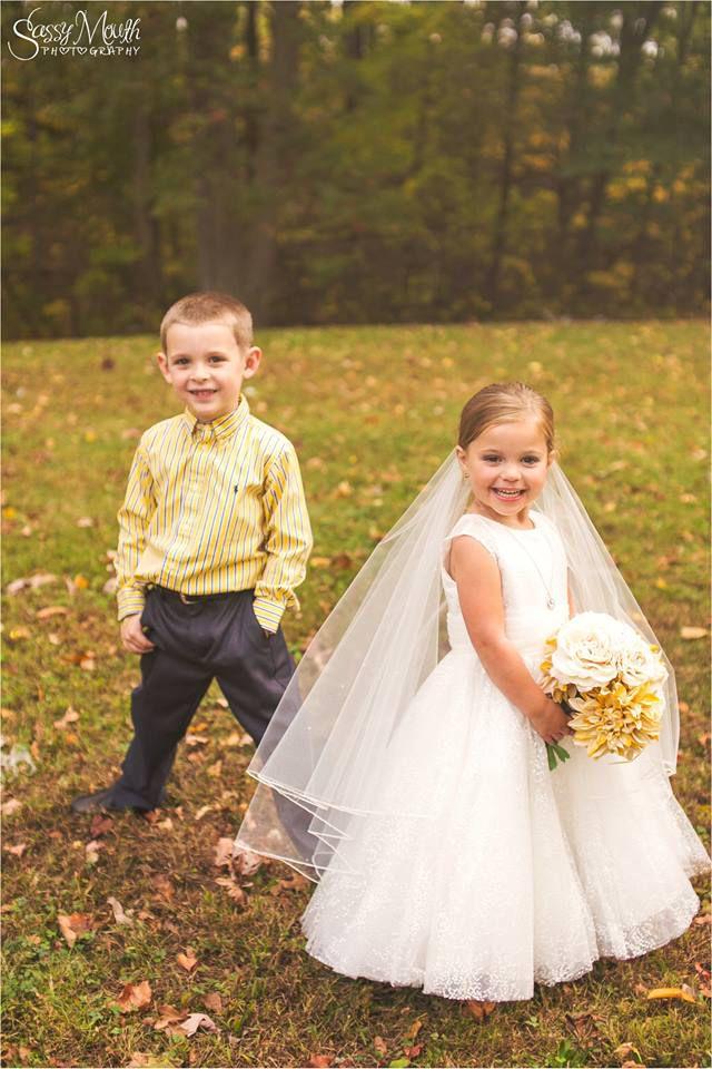 Đám cưới trong mơ của cô bé 5 tuổi mắc bệnh tim nghiêm trọng