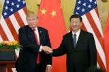 cuộc chiến thương mại Mỹ-Trung