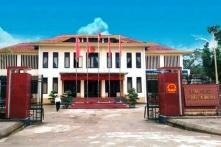 Quảng Bình: Miễn nhiệm Chủ tịch UBND huyện Minh Hóa