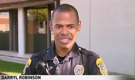 cảnh sát Mỹ