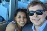 'Hoạn nạn mới thấy chân tình': Chàng trai cầu hôn bạn gái khi máy bay đang rơi