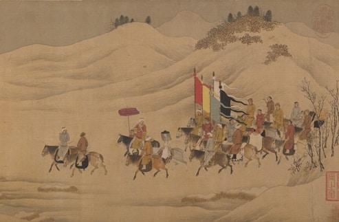 10 nhạc khúc nổi tiếng Trung Hoa cổ đại - Kỳ VIII: Hồ Già thập bát phách