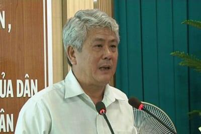 Chủ tịch UBND tỉnh Trà Vinh Đồng Văn Lâm