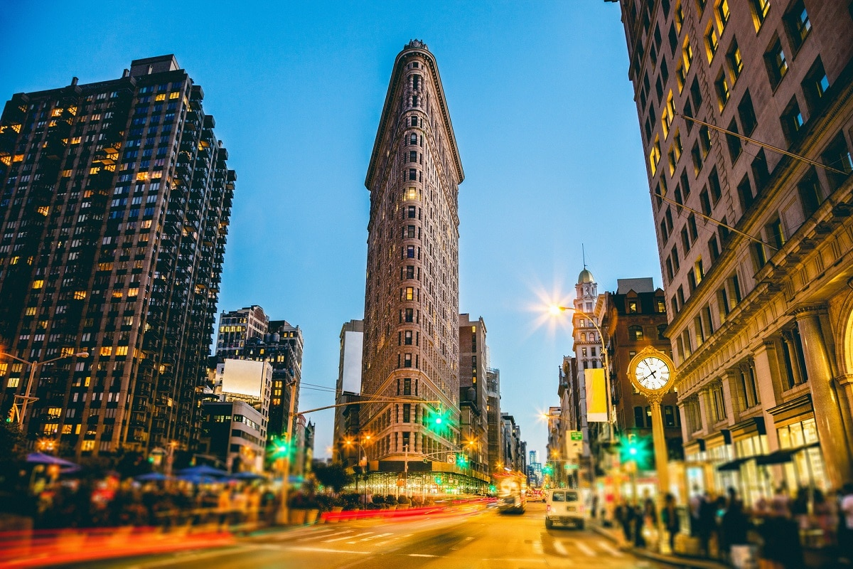 Flatiron, Manhattan