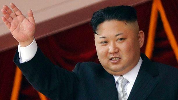 Ông Kim Jong-un đang trên đường đưa Bắc Hàn trở thành cường quốc hạt nhân. (Ảnh KCNA)