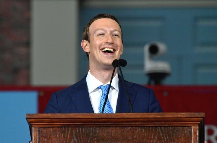 Mark Zuckerberg, Facebook, phạt 5 tỷ USD