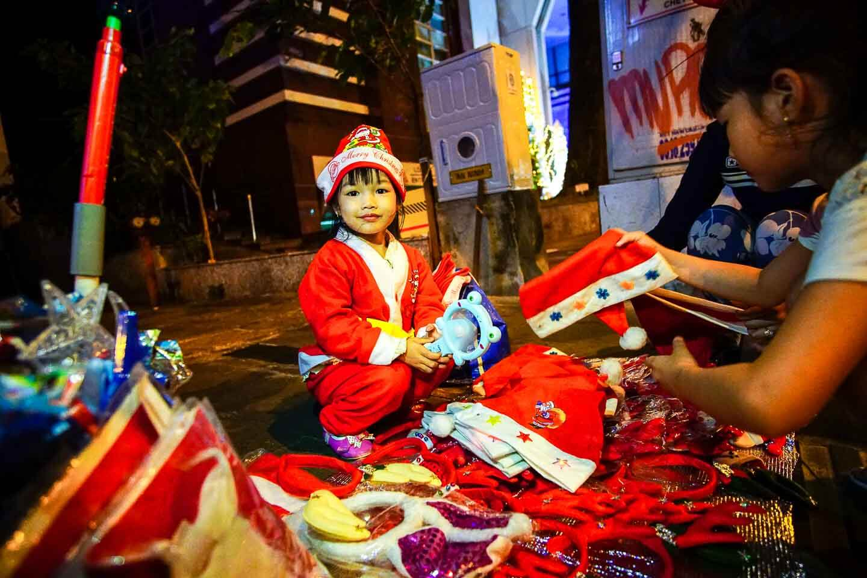 Noel ở Sài Gòn, Noel ở TpHCM