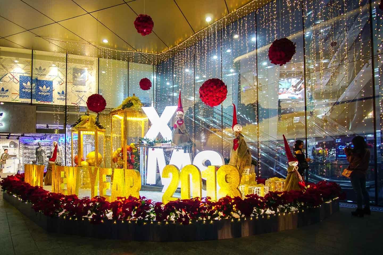 Noel ở Sài Gòn, Noel Bitexco