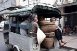 Những chiếc xe lam thời xưa (Ảnh)