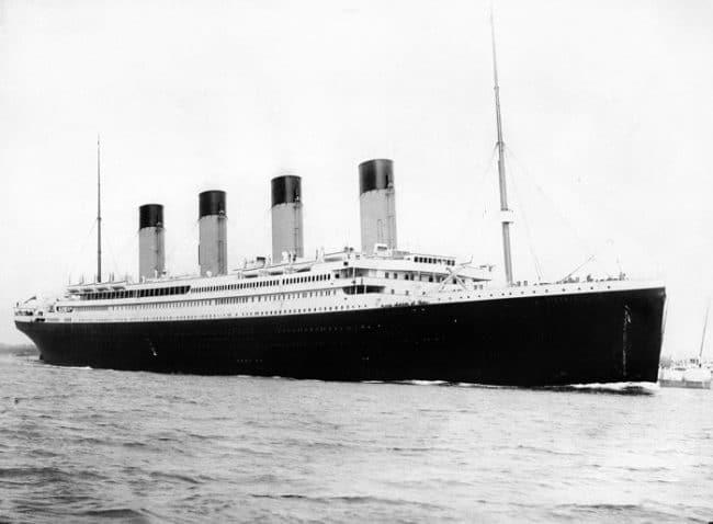 36 bức ảnh về con tàu Titanic thật mà bạn không được thấy trong phim