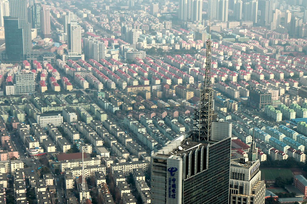 nhà ở cho thuê tại Trung Quốc