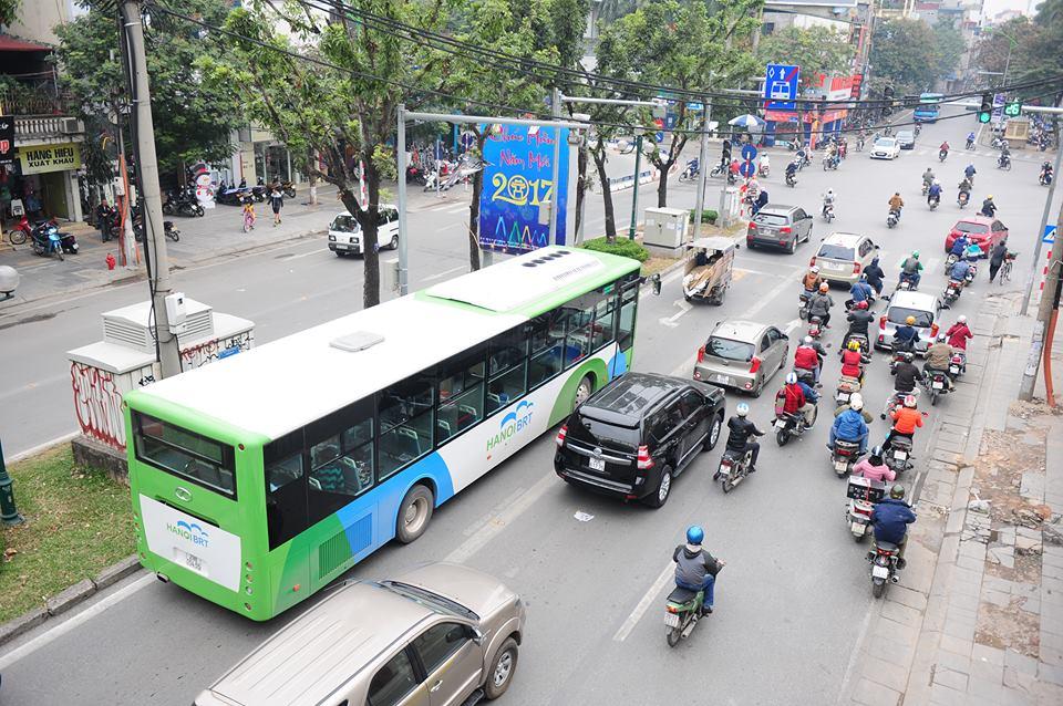 tuyến buýt nhanh BRT